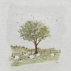Caroline Zoob Hand Embroidery