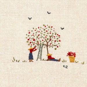 Apple-Pickers---card