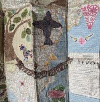 Ann Kelly map