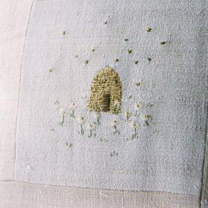 Beehive cushion