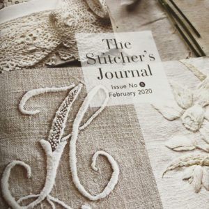 THE STITCHER'S JOURNAL SUBSCRIPTION 2020