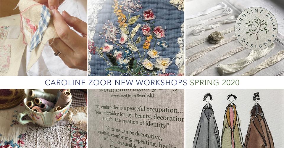 Spring workshops SLIDER