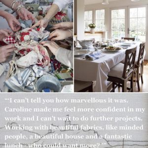 Caroline Zoob Workshops