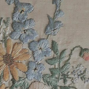 the_linen_garden_embroidered_hand_stitched_flowers_vase_of_painting_antique_vintage_hand_painted_floral_8a